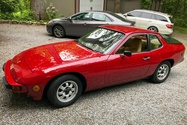 NO RESERVE 1978 Porsche 924 4-Speed Non-Sunroof