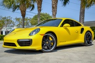 DT-Direct 16k-Mile 2017 Porsche 991.2 Turbo S Coupe