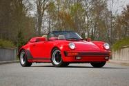 DT: 15k-Mile 1989 Porsche 911 Speedster