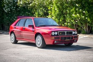 "DT: 1994 Lancia Delta HF Integrale Evo II ""Dealers Collection"""