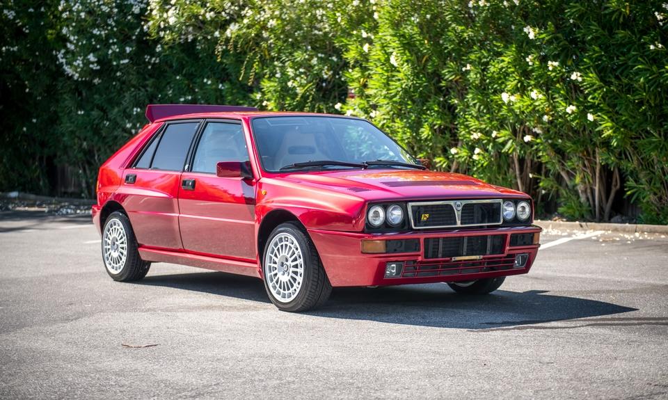 "DT: 1994 Lancia Delta HF Integrale Evo II ""Dealers Collection"""