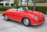 DT: 1957 Porsche 356A Speedster Replica by Vintage Speedsters