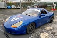 1997 Porsche 986 Boxster Track Car