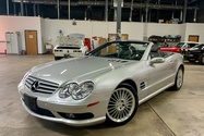 DT-Direct 15k-Mile 2005 Mercedes-Benz SL55 AMG