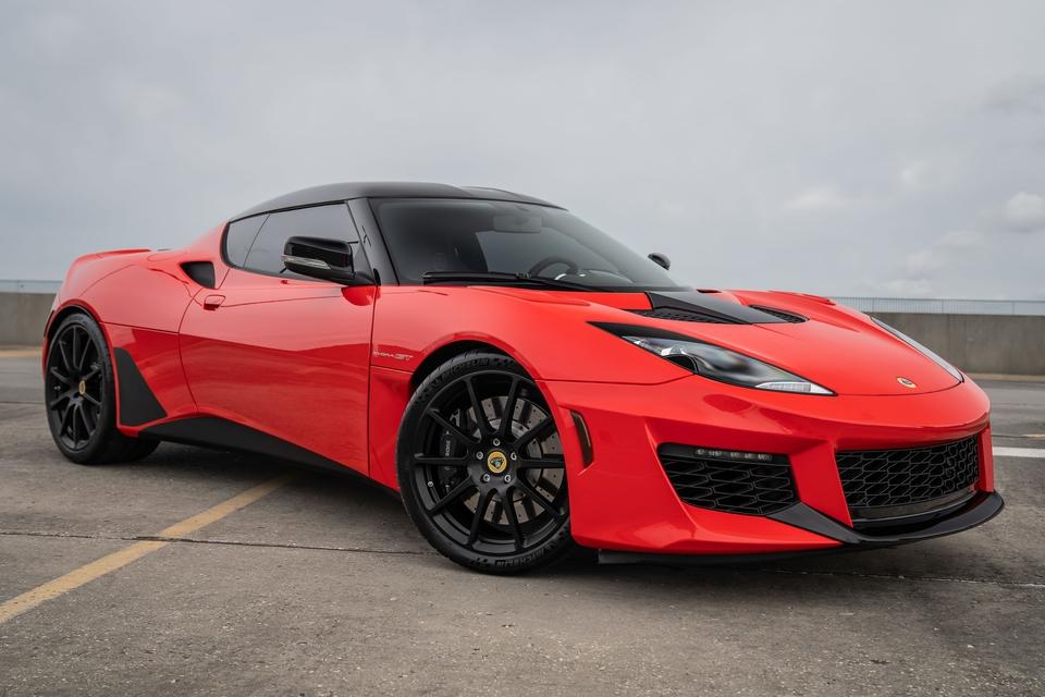 DT: 1k-Mile 2020 Lotus Evora GT