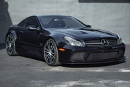 DT: 10k-Mile 2009 Mercedes-Benz SL 65 AMG Black Series 1/175