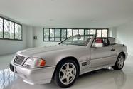 DT: 36k-Mile 1995 Mercedes-Benz SL 320 Mille Miglia Edition