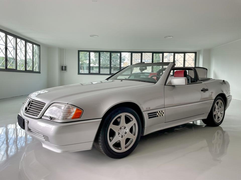 36k-Mile 1995 Mercedes-Benz SL 320 Mille Miglia Edition