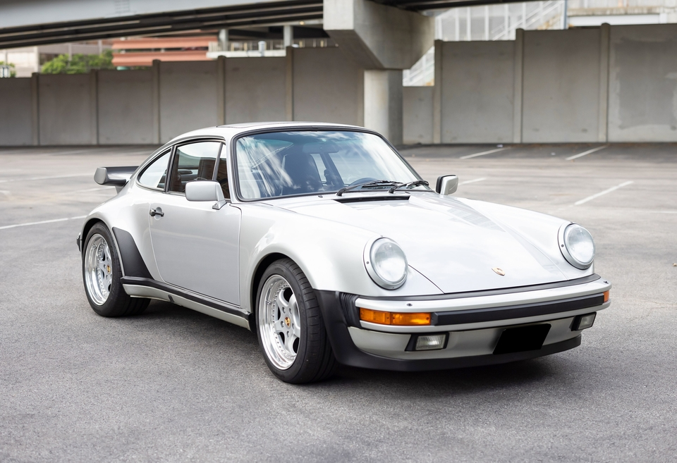 22k-Mile 1987 Porsche 930 Turbo