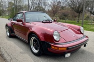 DT: 1981 Porsche 930 Turbo Wine Red Metallic