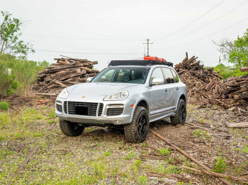 NO RESERVE 2008 Porsche Cayenne GTS Eurowise Off-Road Build