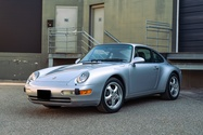 One-Owner 1995 Porsche 993 Carrera Coupe 6-Speed