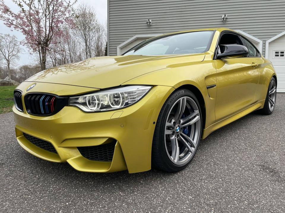 8k-Mile 2016 BMW M4 Dinan S1