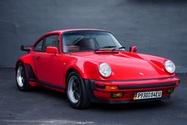 15k-Mile 1984 Porsche 930 Turbo RoW