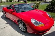 17k-Mile 1999 Porsche 986 Boxster 5-Speed