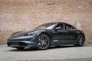 1k-Mile 2020 Porsche Taycan Turbo