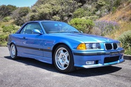 DT: 34k-Mile 1998 BMW E36 M3 Convertible