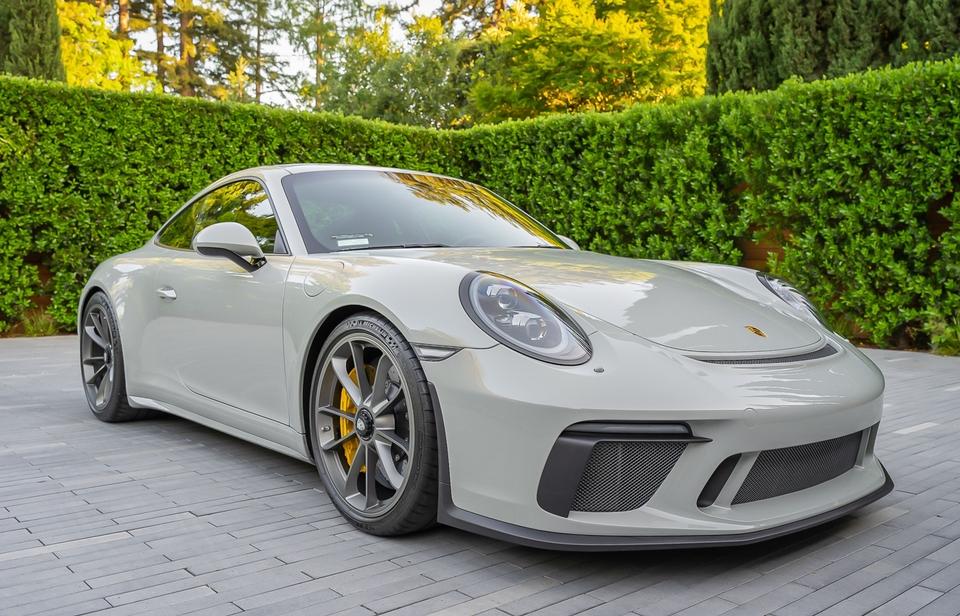 2k-Mile 2018 Porsche 991.2 GT3 Touring
