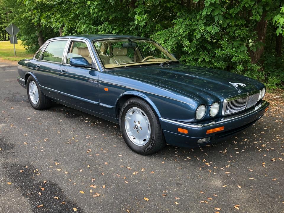 DT: One-Owner 1996 Jaguar X300 XJ6 4.0-Litre