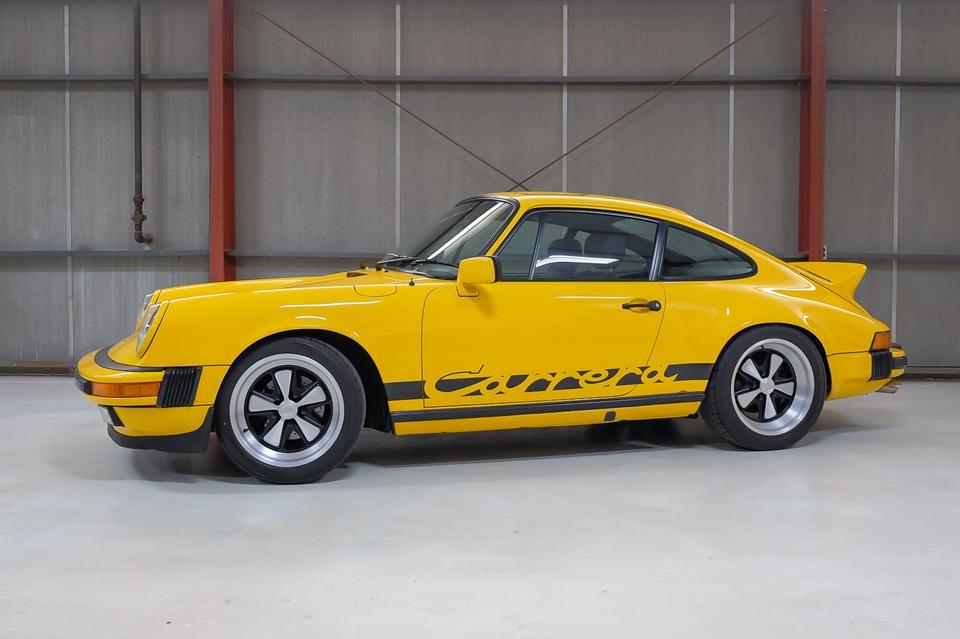 1978 Porsche 911SC Carrera-Tribute