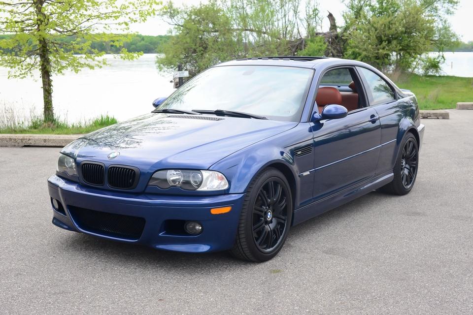 2006 BMW E46 M3 Coupe 6-Speed