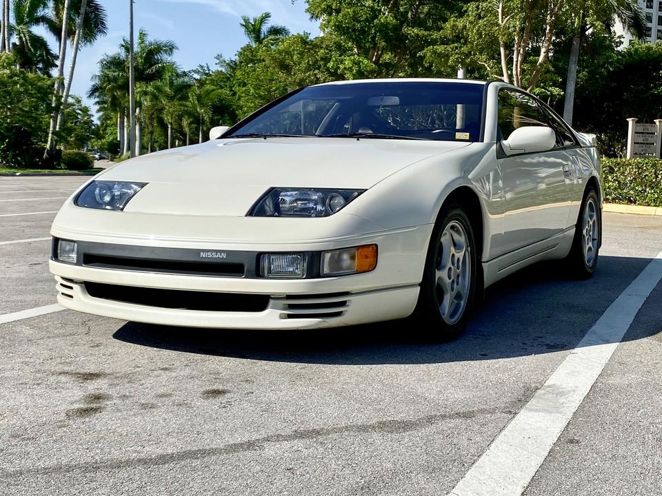 DT: 1990 Nissan Z32 300ZX Twin Turbo 5-Speed