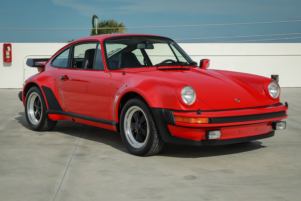 DT: 1,800-Mile 1979 Porsche 930 Turbo