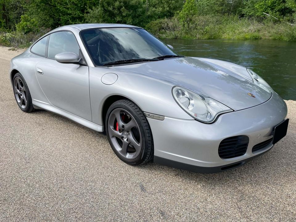 2004 Porsche 996 Carrera 4S 6-Speed