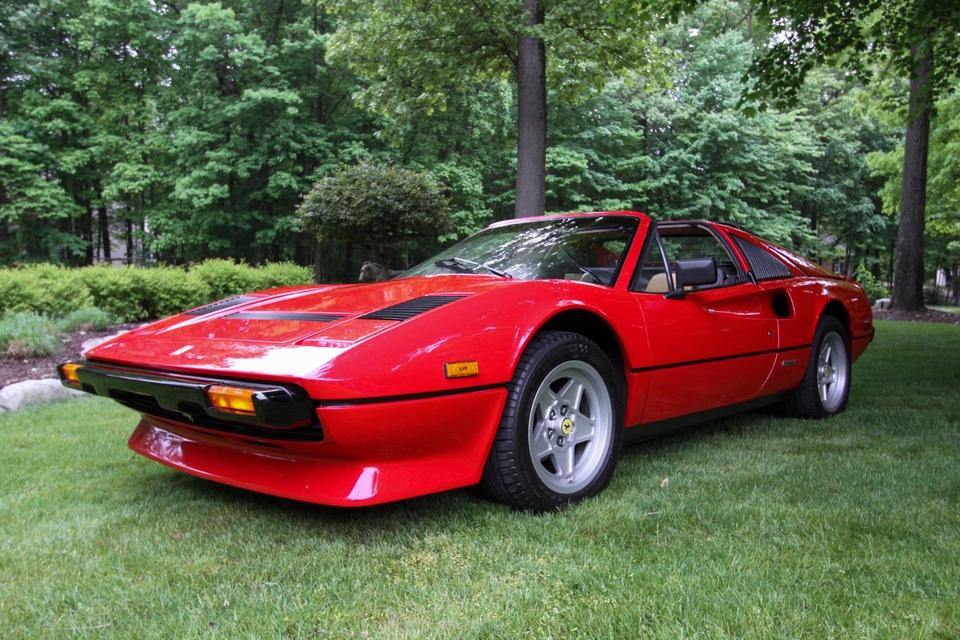 DT: 30k-Mile 1985 Ferrari 308 GTSi Quattrovalvole
