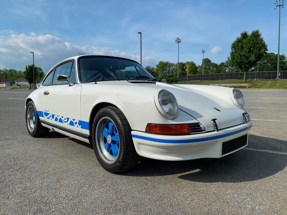DT: 1983 Porsche 911SC 3.6L RS-Style Backdate