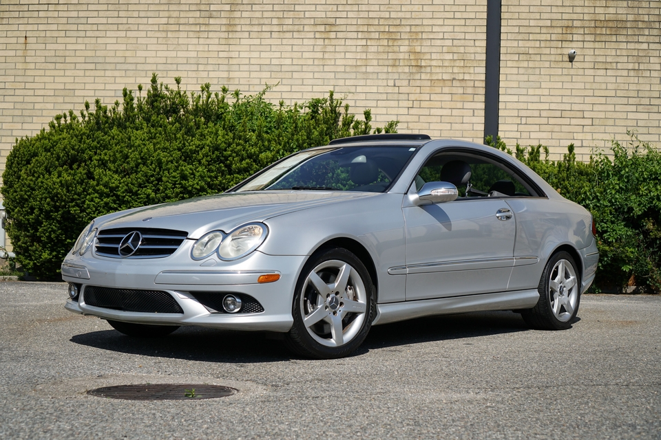 DT: 2006 Mercedes-Benz CLK 500