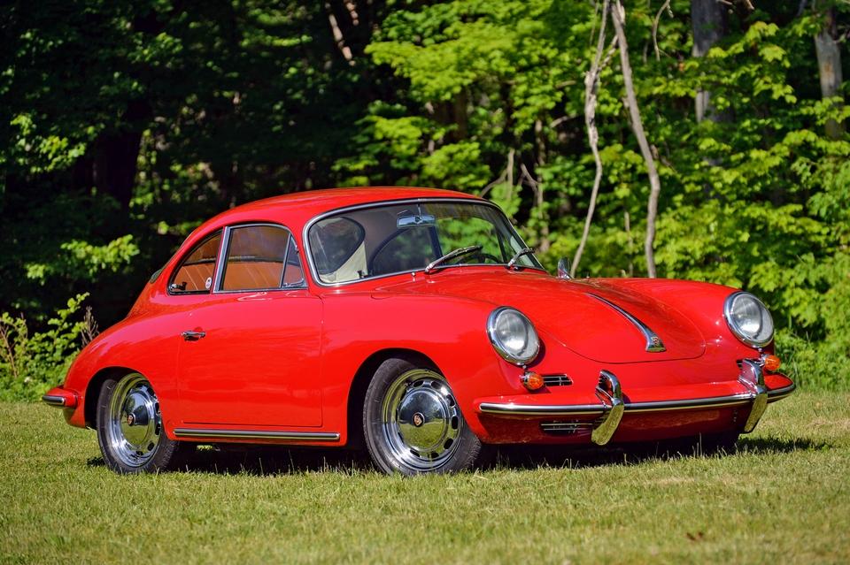 DT: 1965 Porsche 356SC Coupe