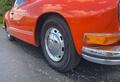1972 Volkswagen Karmann Ghia Coupe 4-Speed
