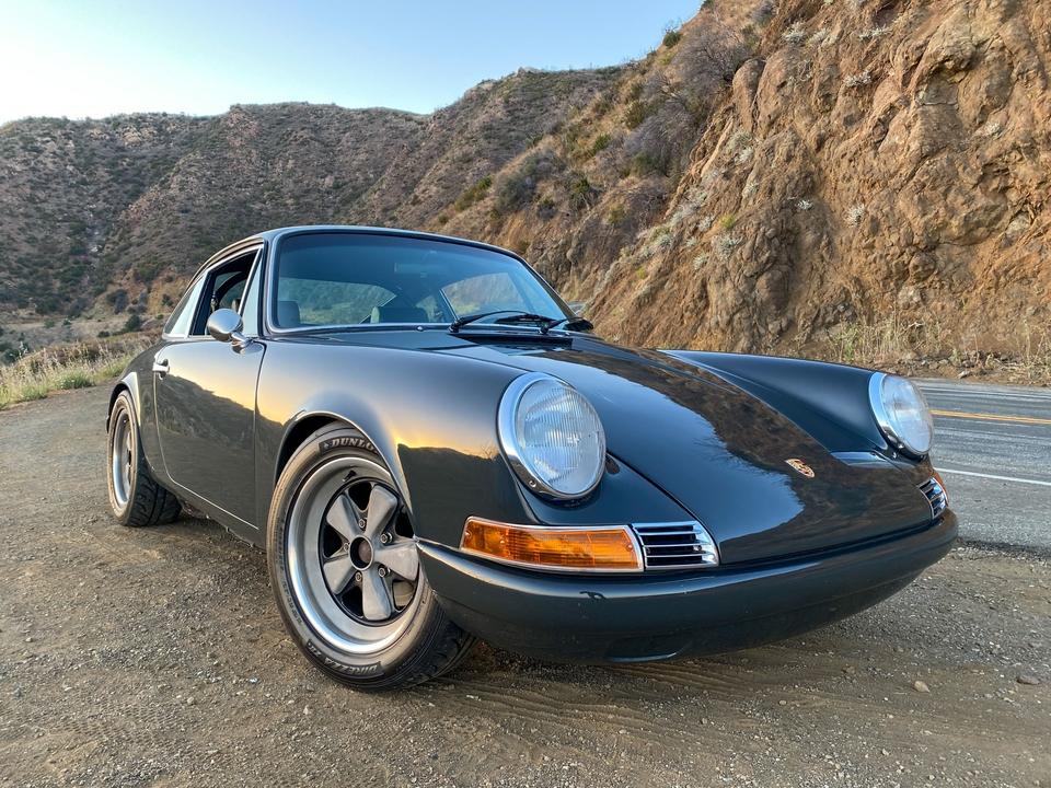 1969 Porsche 912 3.0L Custom