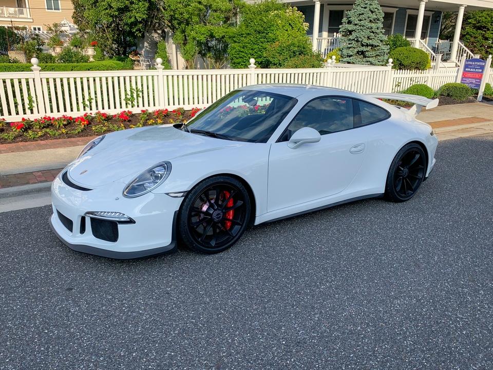 DT-Direct 19k-Mile 2014 Porsche 991 GT3