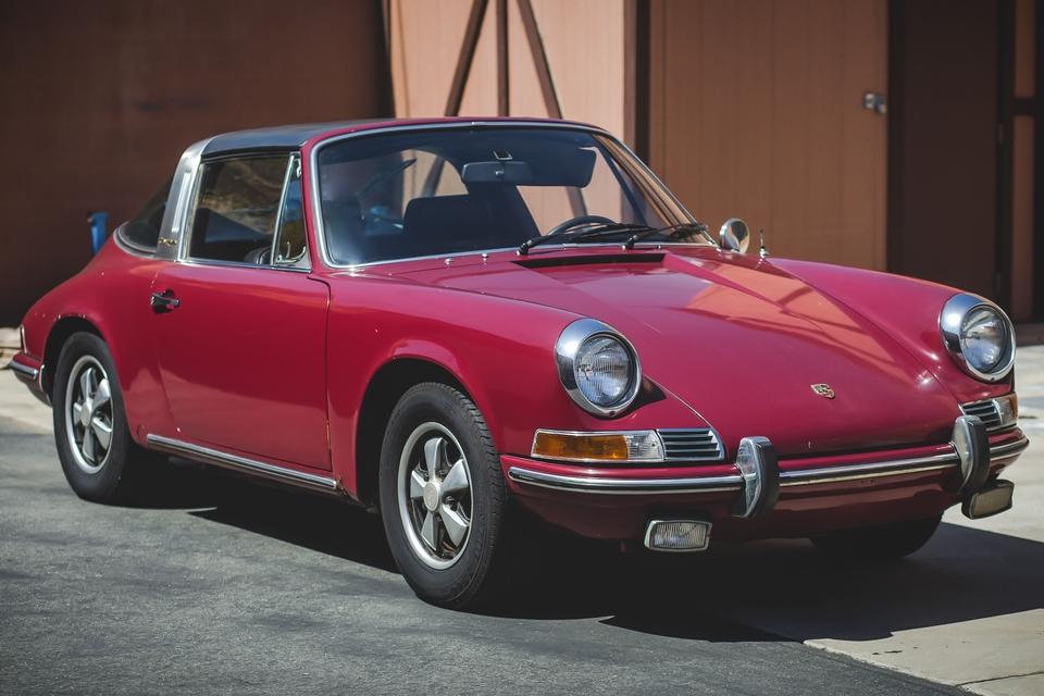 DT: 1969 Porsche 911T Targa Project Car
