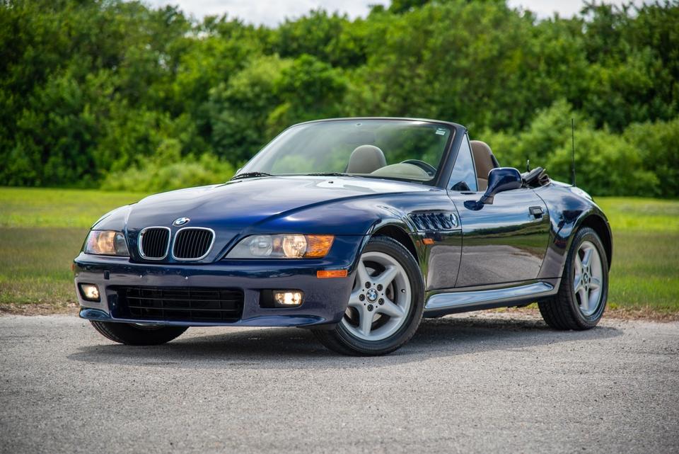 DT: 35k-Mile 1997 BMW Z3 2.8 Automatic