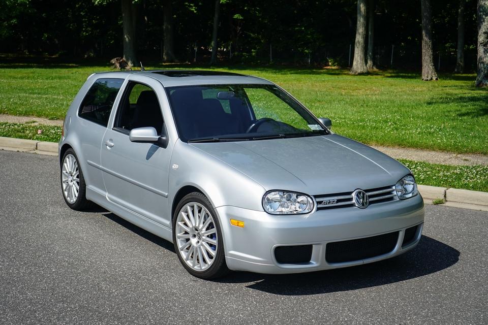 DT: 2004 Volkswagen Golf MK4 R32
