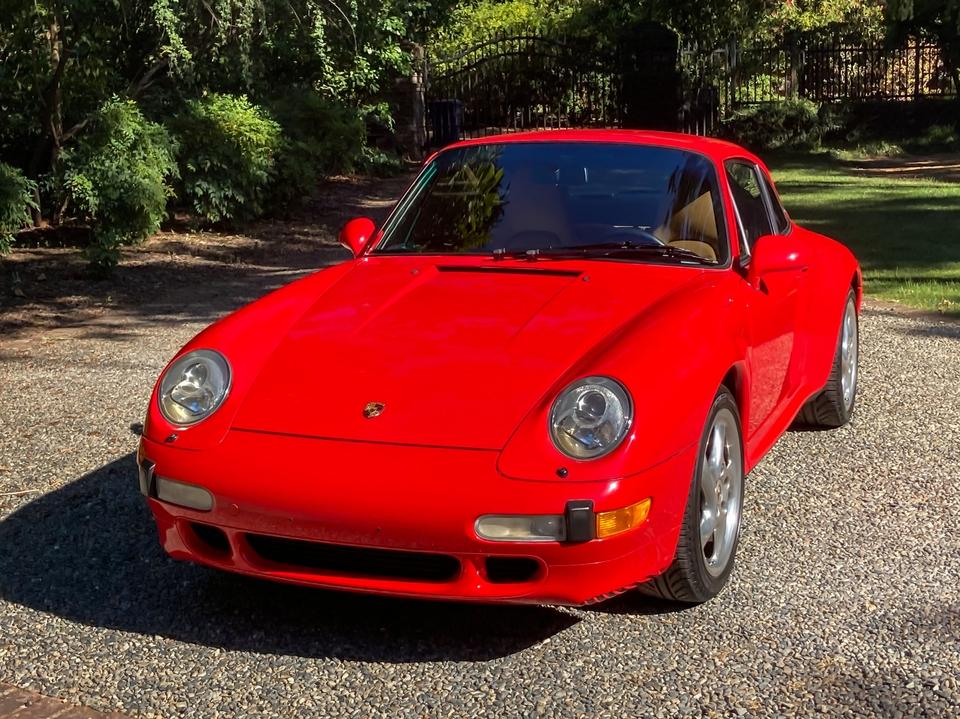 1998 Porsche 993 Carrera S