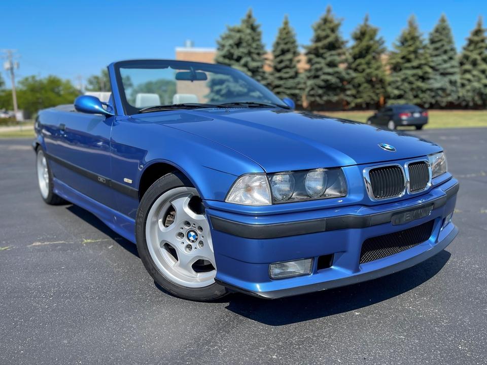 DT: 1998 BMW E36 M3 Convertible 5-Speed