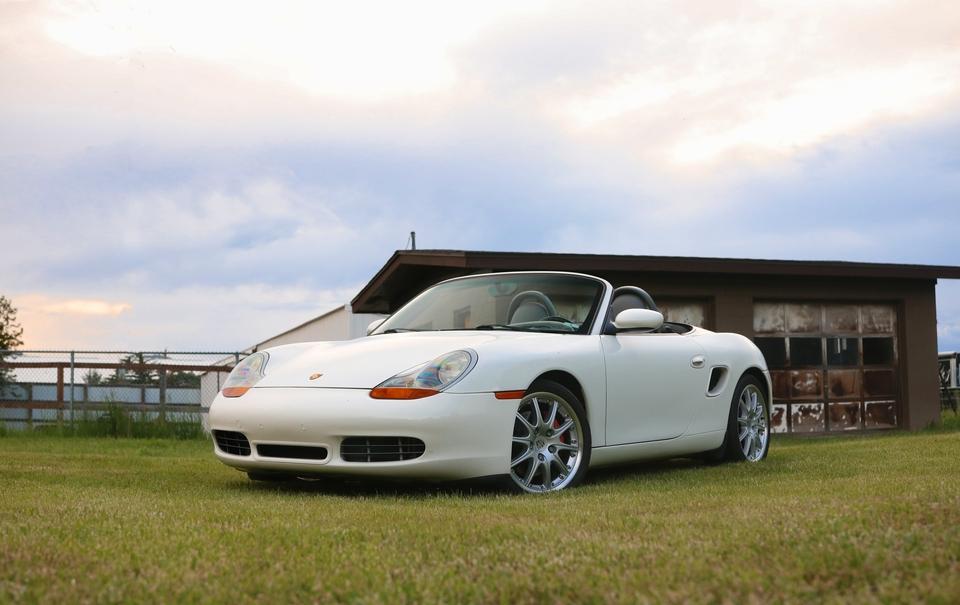 2001 Porsche 986 Boxster S 6-Speed