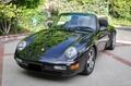1995 Porsche 993 Carrera Cabriolet Automatic