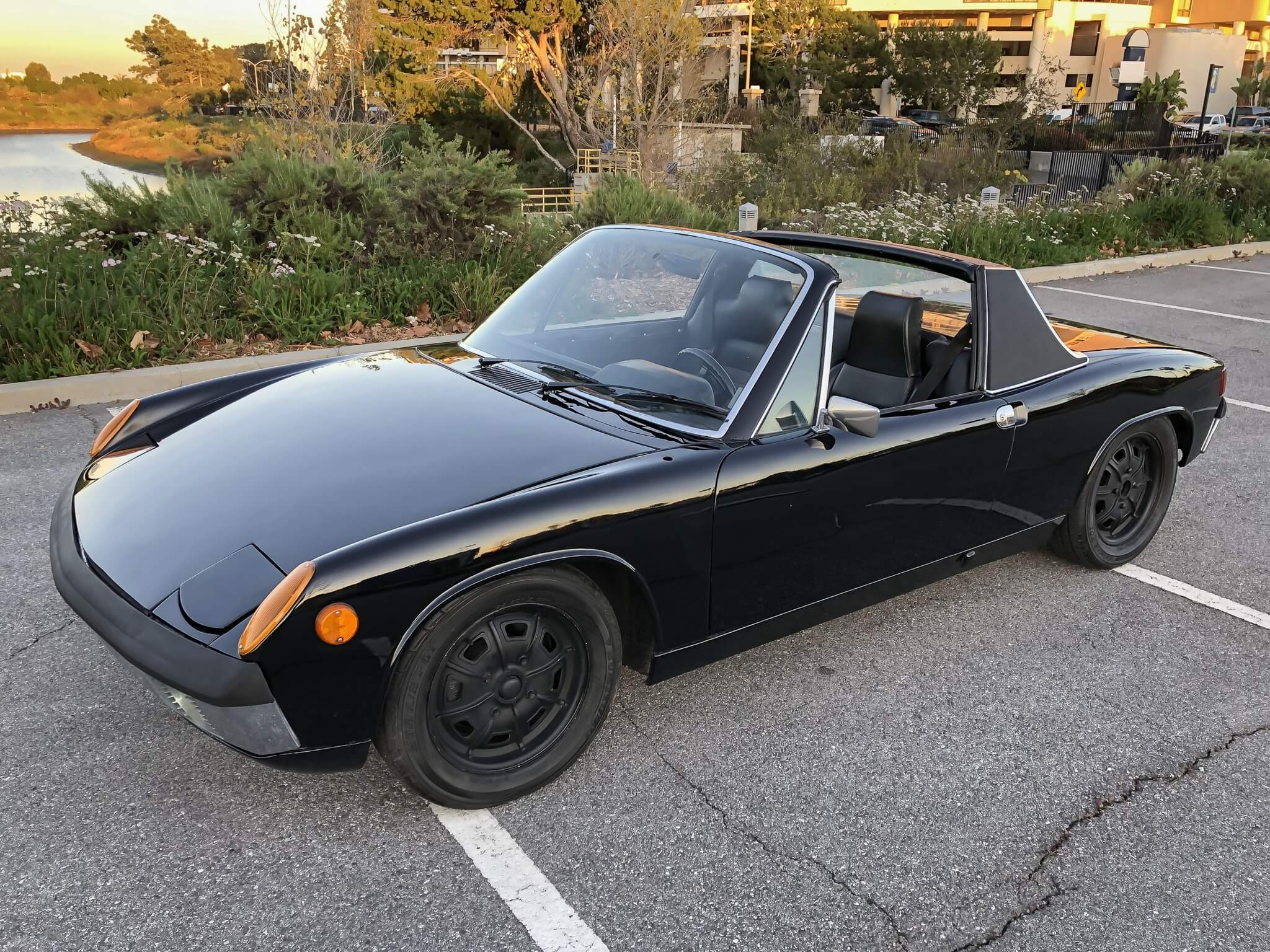 NO RESERVE 1970 Porsche 914 5-Speed