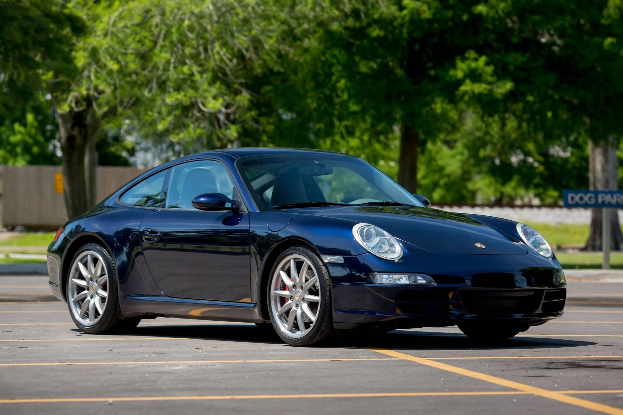 DT: 2006 Porsche 997 Carrera S 6-Speed