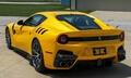80-Mile 2016 Ferrari F12tdf Giallo Triplo Strato