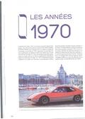 """Prototype 1970 Porsche 914-6 """"Murene"""" by Heuliez"""