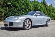 29k-Mile 2004 Porsche 996 Carrera 4S 6-Speed