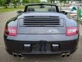 DT: 2008 Porsche 997 Carrera S Cabriolet 6-Speed