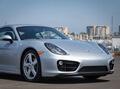 DT: 40k-Mile 2016 Porsche 981 Cayman 6-Speed