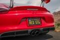DT: Carmine Red 2016 Porsche 981 Cayman GT4 w/ PCCB